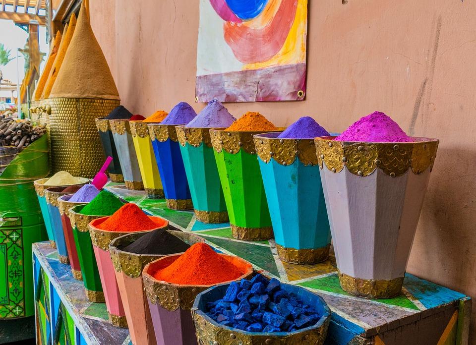 Morocco Marrakesh Market: A treat to the senses