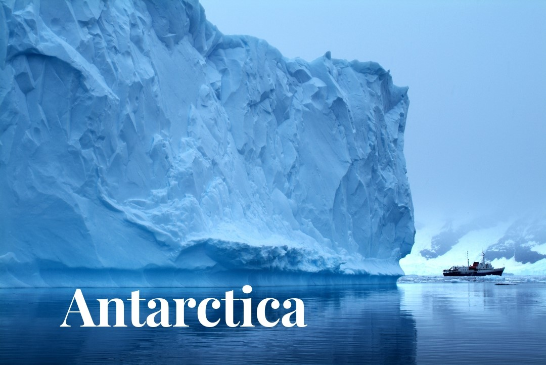 Get Antarctica off your Bucket list Now!
