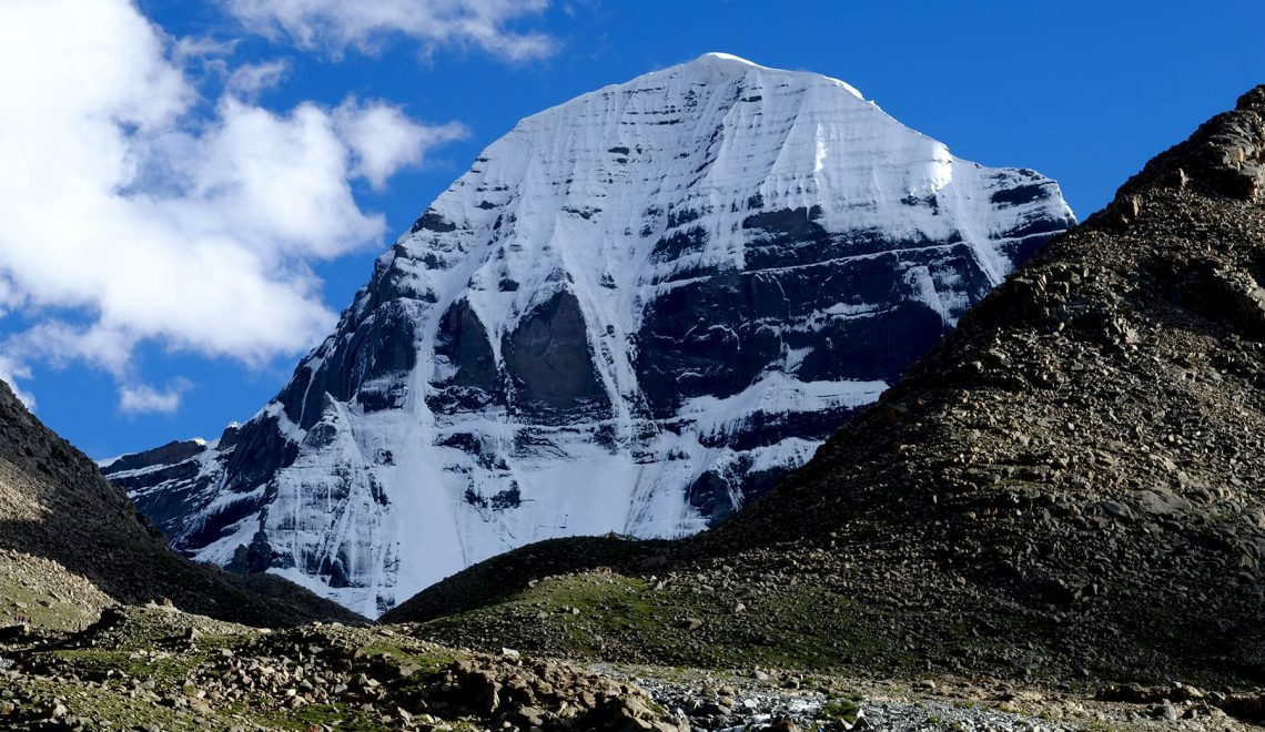 Kailash Manasarovar: The Centre of the Universe