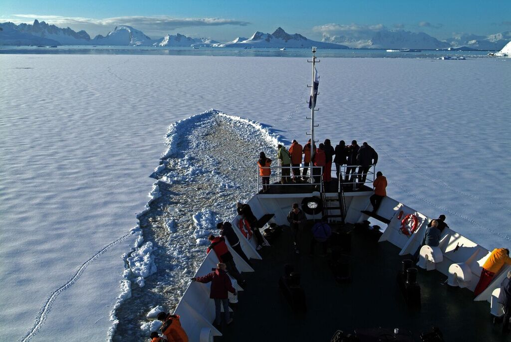 Insiders View on Antarctica