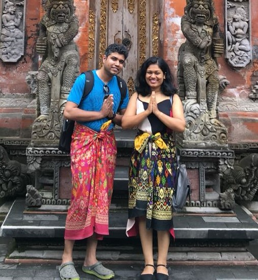 We would like to thank Farzana for all the arrangements made by her. We had a great time at Bali. Wanderers have been really helpful, cordial and hospitable throughout! In all, it was a great trip!